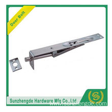 SDB-003SS Hand Made Classical Design Flush Garage Door Sliding Lock Tie Wedge Anchor Aluminum Bolt
